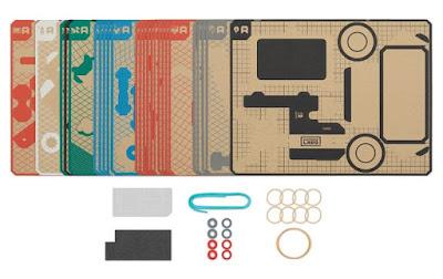 Nintendo Vehicle Labo Kit