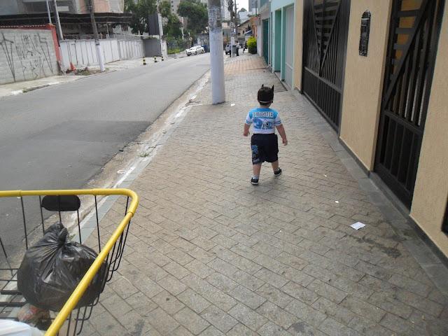 Caminhadas da vida