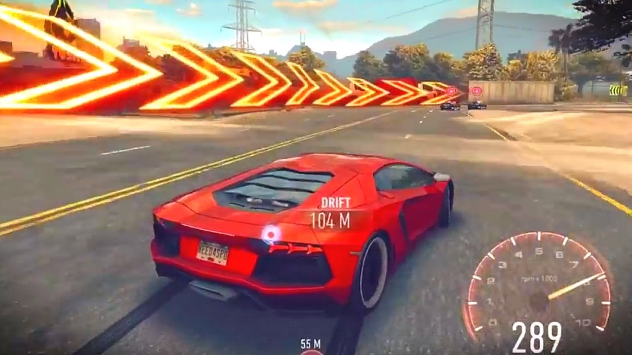 Need For Speed No Limits mod apk unlimited coins