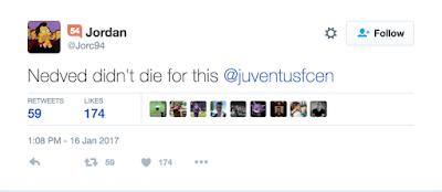 Dan ada peminat tak suka akan logo baru Juventus ini