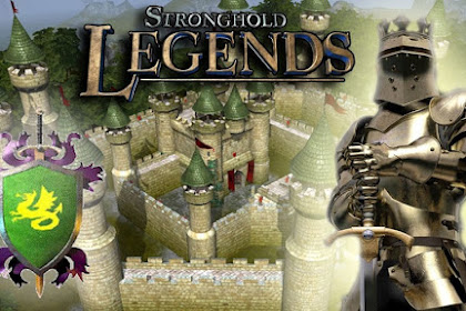 Free Download Game Stronghold Legends for Computer PC or Laptop Full Crack