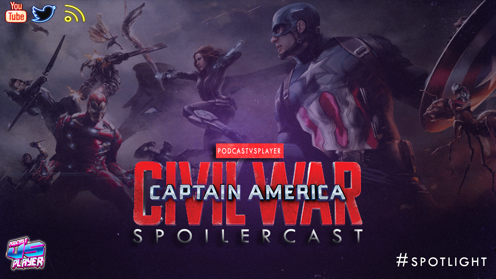 Civil War SpoilerCast