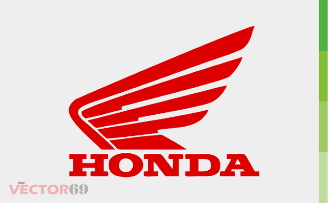 Logo Sayap Honda - Download Vector File CDR (CorelDraw) X4