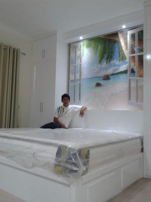 Kamar Set Tempat Tidur Minimalis Mewah