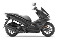 Honda PCX125 (2018) Side 2