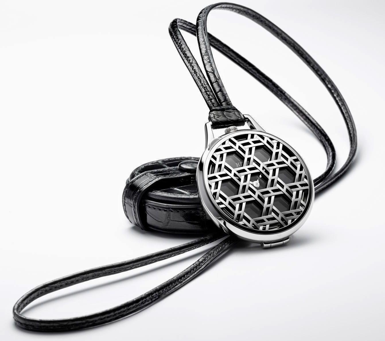 Hermès - Slim d'Hermès Pocket So H watch