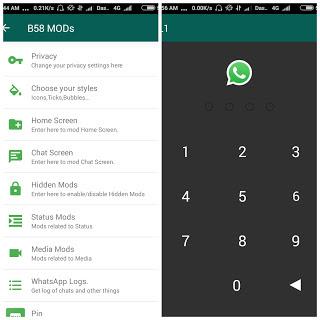 WhatsApp B58 v9.3 WhatsAppMods.in