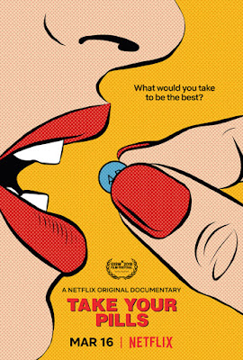 Take Your Pills Poster