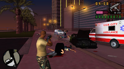 Download GTA – Vice City Stories (USA) ISO PSP Android