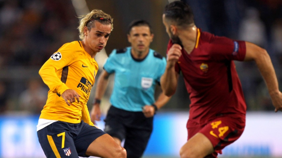 DIRETTA ATLETICO MADRID-ROMA Streaming dove vedere LIVE Web e in TV
