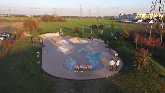 Skatepark Herblay