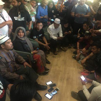 Deklarasi #2019GantiPresiden Digelar di Monumen Mandala Makassar Siang Ini