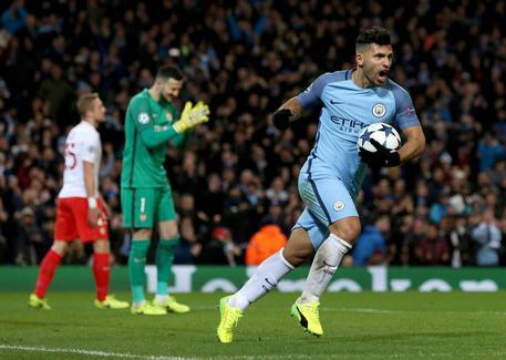 Champions: spettacolo tra Manchester City e Monaco. Atletico Madrid straripante a Leverkusen.