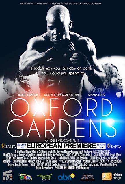 Oxford Gardens European Premiere