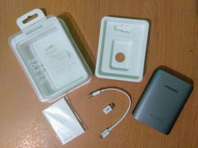 Isi produk 1 Samsung Battery Pack 10.200mAh