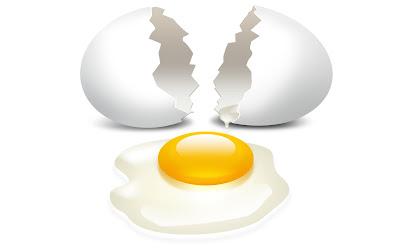 broken egg 3d widescreen hd wallpaper
