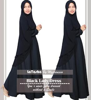 Gamis Latasha Hijab