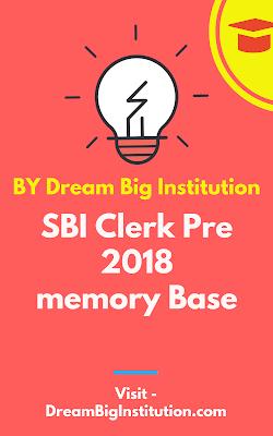 SBI Clerk paper