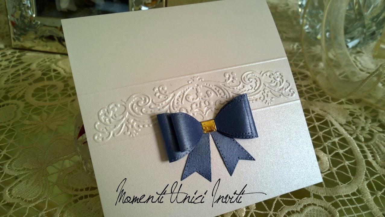 w Un'altra favola sta per essere annunciata... La partecipazione personalizzata per Simone e DanielaColore Bianco Colore Blu Colore Oro