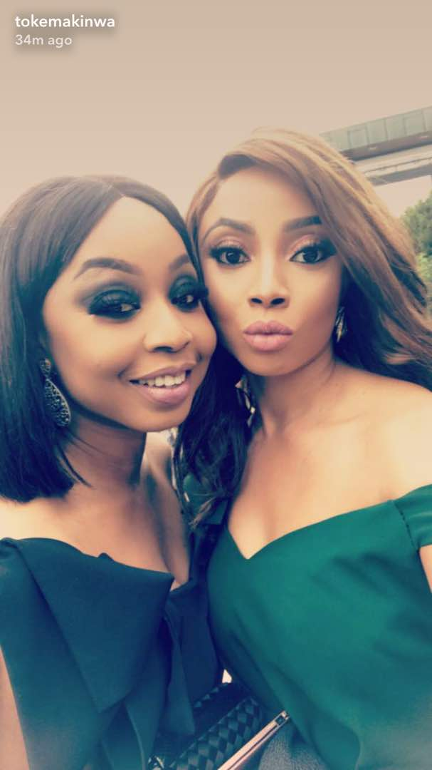 Toke-Makinwa-Busayo-Makinwa-Stian-Fossengen-white-wedding-Oslo-Norway