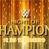 BW Universe PPV: Night of Champions
