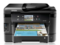 Epson WorkForce WF-3540 driver download for Windows, Mac, Linux