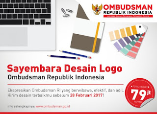 Sayembara Desain Logo Ombudsman Republik Indonesia 2017