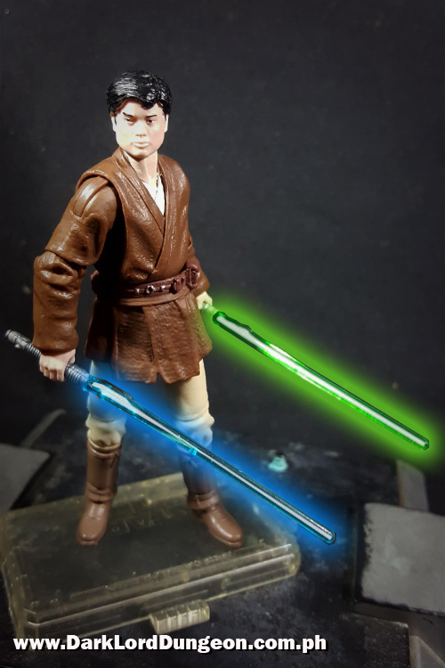 Jedi Knight Selig Kennjenn Quick Review