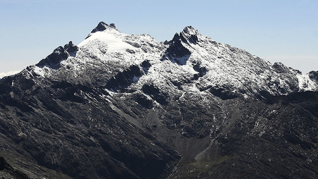 Venezuela será el primer país que perderá todos sus glaciares