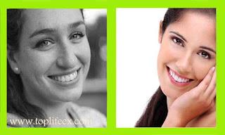 smile women