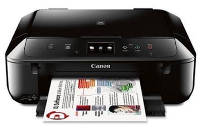 Canon PIXMA MG6820 Driver Printer Download