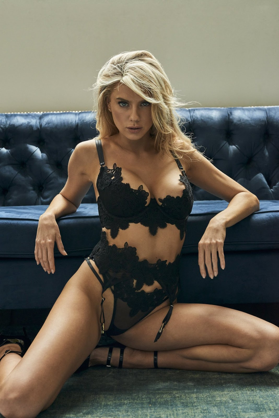 Wolf and Whistle collaborates with Charlotte McKinney