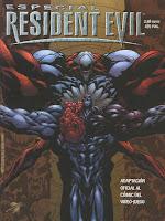 Resident evil comic especial