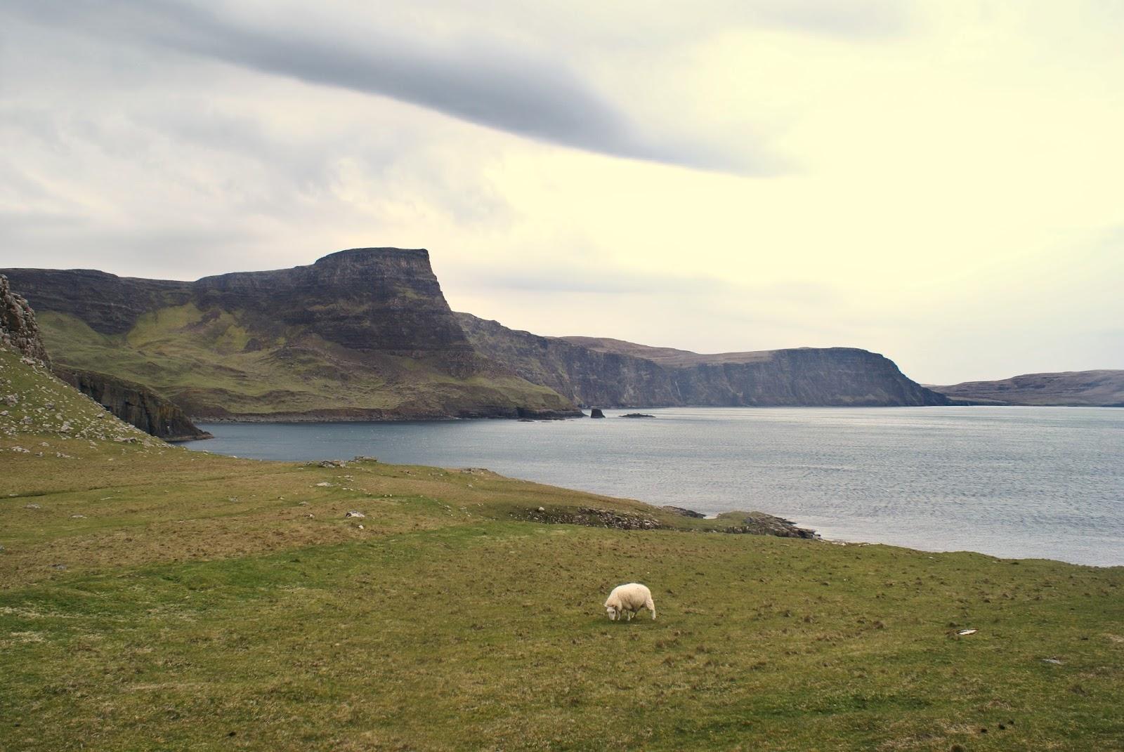 waterstein head neist point skye scotland alba uk united kingdom