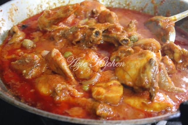 Ayam Masak Merah Sedap