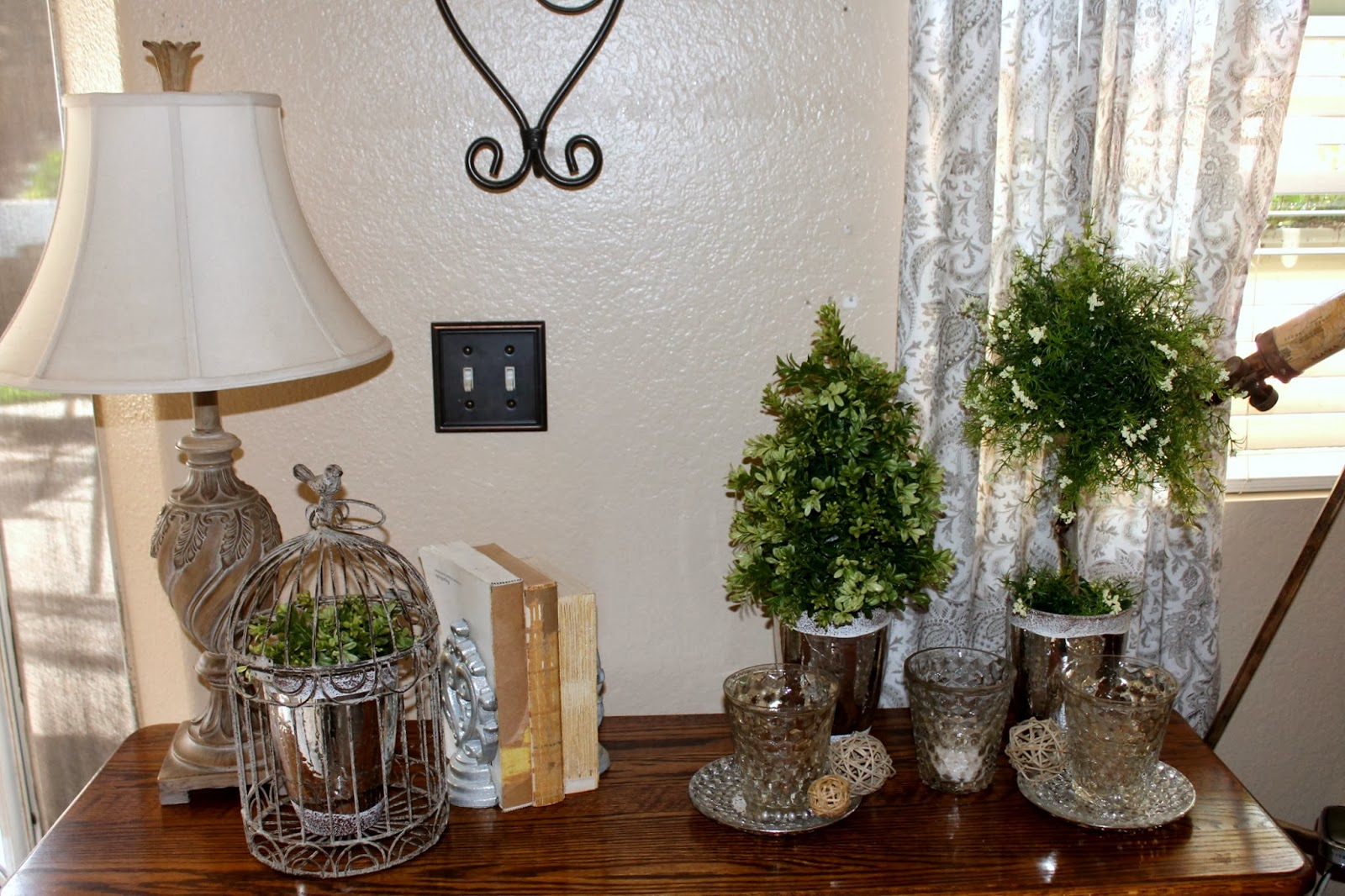 how to make indoor topiaries