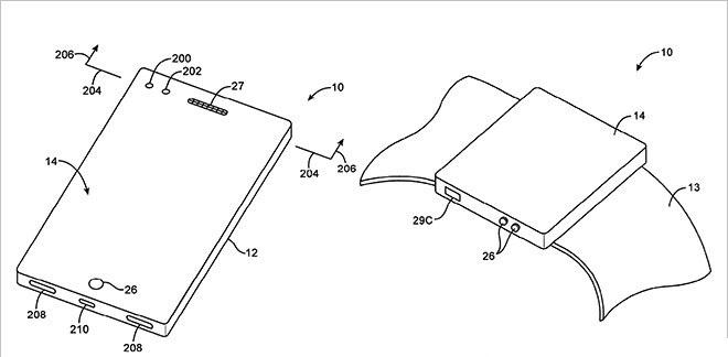 Seguridad Apple: Apple patenta sistema de detección de