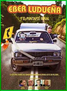 Eber Ludueña y el puntapié final (2015) | DVDRip Latino HD GDrive 1 Link