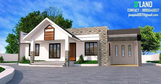 25 lakhs budget house plans kerala. kerala house plans and elevations