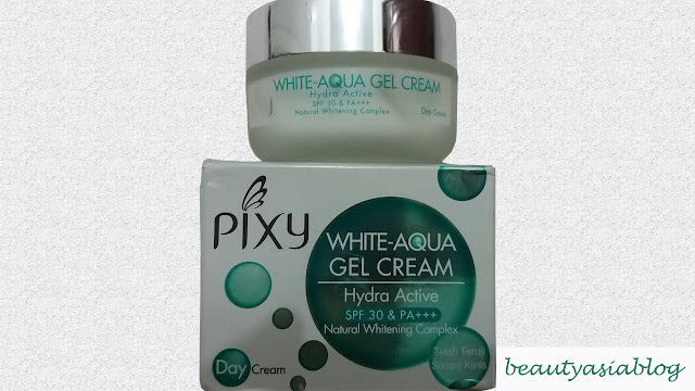 Pixy White-Aqua Gel Cream Day Cream