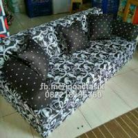 Sofa bed Inoac motif batik inoactasik