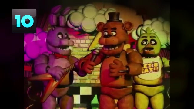 TOP 15 MOST SUCCESSFUL INDIE GAMES EVER MADE 10. Five Night's