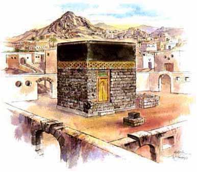 Dakwah Nabi Muhammad Secara Sembunyi-Sembunyi dan Terang Terangan