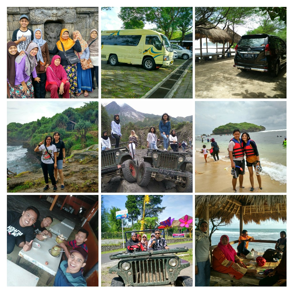 Paket Wisata Jogja || Antar Jemput Wisata Jogja || Wisata Murah di Jogja