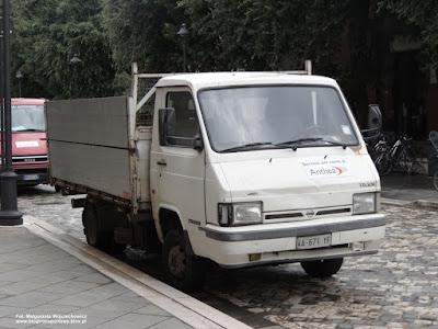 Nissan Trade 100, Rimini