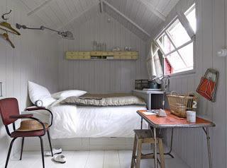 Desain Interior Ruang Tidur Sempit