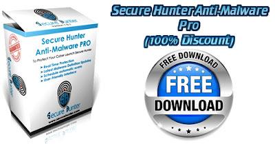 Δωρεάν Hunter Anti Malware Pro, Real Time Protection