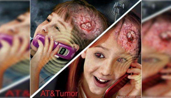 Bahaya Radiasi Ponsel dapat Mengakibatkan Kanker Otak, Hanya Dengan Cara Ini Bisa Mencegahnya ??