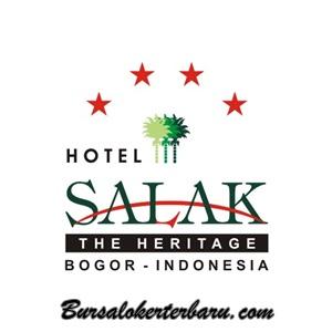 Lowongan Kerja Bogor : Hotel Salak The Heritage - Operational