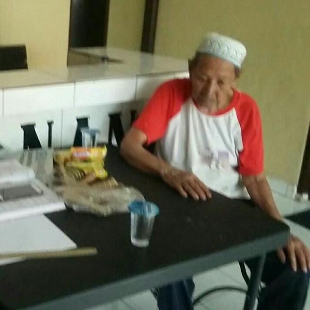 Ini Tampang Kakek 80 Tahun yang Gorok Istri karena Tolak Bercinta